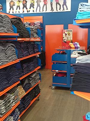 tienda ropa trabajo reus